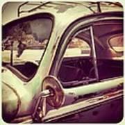 Vintage VW Art Print