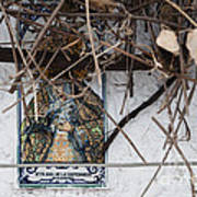 Virgin Mary Of Hope Art Print