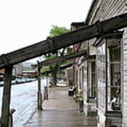 Virginia City Montana 03 Art Print