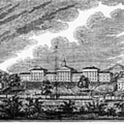 Virginia: College, 1856 Art Print
