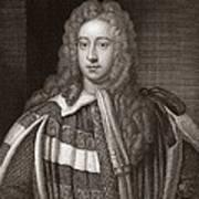Viscount Bolingbroke, English Statesman Art Print