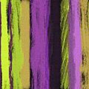 Visual Cadence V Art Print