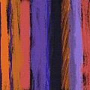 Visual Cadence Vii Art Print