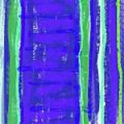 Visual Cadence Xiv Art Print
