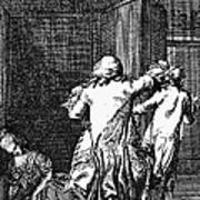 Voltaire: Candide Art Print