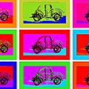 Vw Beatle 1b Art Print