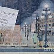 Wall Art Moose Jaw 2 Art Print