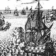War Of Spanish Succession Art Print