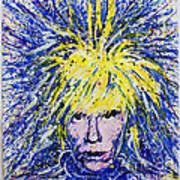 Warhol II Art Print