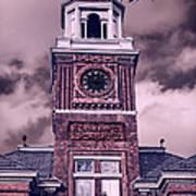 Warwick City Hall Print by Lourry Legarde