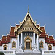 Wat Benchamabophit Ubosot Dthb1239 Art Print