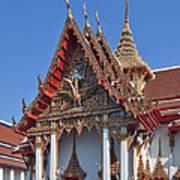 Wat Thewarat Kunchorn Wiharn Dthb292 Art Print