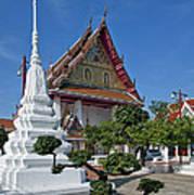 Wat Thong Nopphakhun Ubosot Dthb1169 Art Print