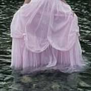 Water Bride Art Print by Joana Kruse