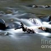 Water Cascades Art Print