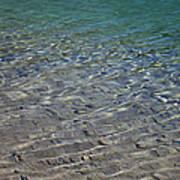 Water Depths Marine Art Print