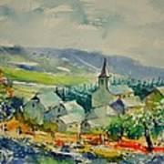Watercolor 216021 Art Print