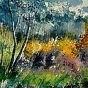 Watercolor 216050 Art Print