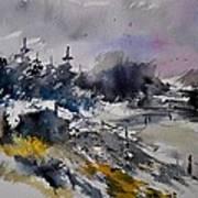 Watercolor 217021 Art Print
