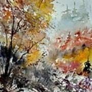 Watercolor 218022 Art Print