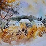 Watercolor 219003 Art Print