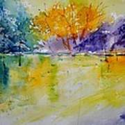 Watercolor 219041 Art Print