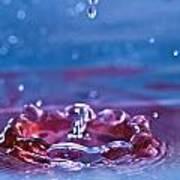 Waterdrop10 Art Print