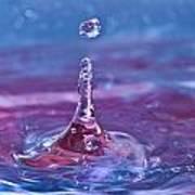 Waterdrop11 Art Print