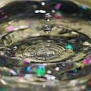 Waterdrop14 Art Print
