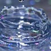 Waterdrop15 Art Print