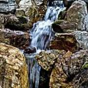 Waterfall 2 Art Print