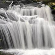 Waterfall In The Woods Art Print