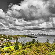 Watson Bay Sydney Harbor Art Print