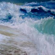 Wave Dance Art Print