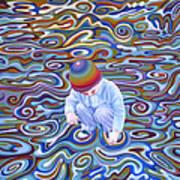 Waves Of Dream Art Print