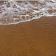 Waves Triptych Art Print