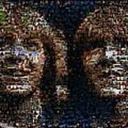 Weasley Twins Mosaic Art Print