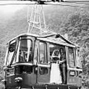 Wedding: Cable Car, 1970 Art Print