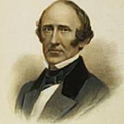 Wendell Phillips (1811-1884) Art Print