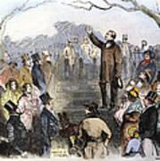 Wendell Phillips Art Print by Granger