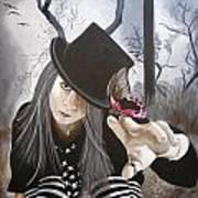 Wendy Wonker Art Print