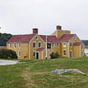 Wentworth Coolidge Mansion Wcmp Art Print