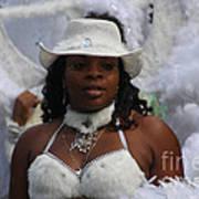 West Indian Parade Brooklyn Ny Art Print
