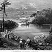 West: Settlement, C1838 Art Print