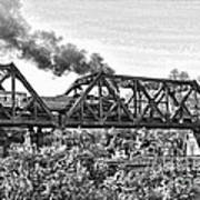 Western Maryland Railroad Art Print