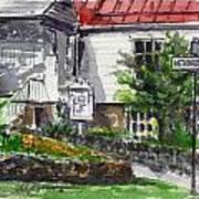Wetheredsville Street Art Print