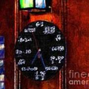 What Time Is It Art Print