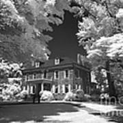 Wheatland - James Buchanan's Home Art Print