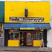 Whelans Smoke Shop On Bancroft Way In Berkeley California  . 7d10168 Art Print