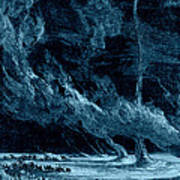 Whirlwinds 1873 Art Print